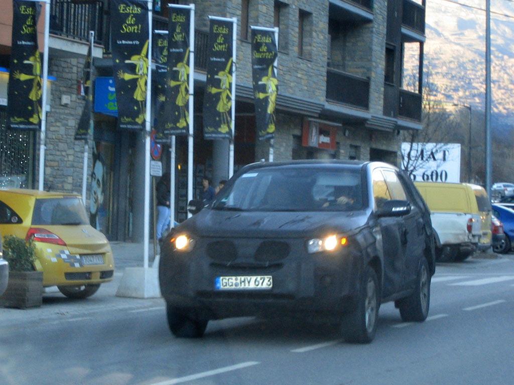 Car spotting: nuevo 4x4 Opel 2009