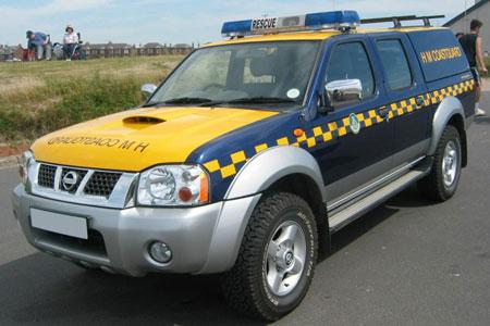 Nissan Frontier (Reino Unido)