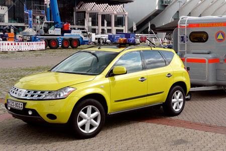 Nissan Murano (Reino Unido)
