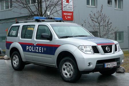 Nissan Pathfinder Austria