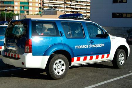Nissan Pathfinder Catalonia