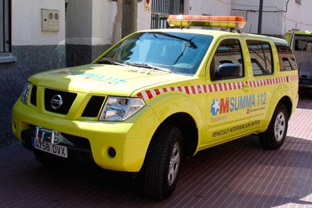 Nissan Pathfinder (España)
