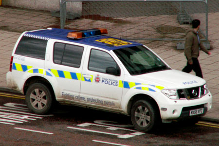 Nissan Pathfinder (Reino Unido)