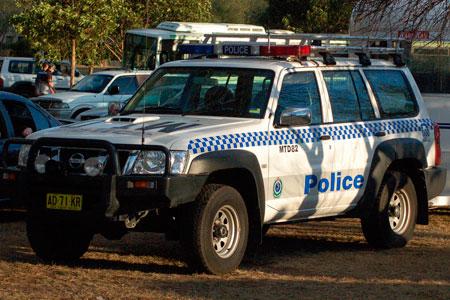 Nissan Patrol Australia