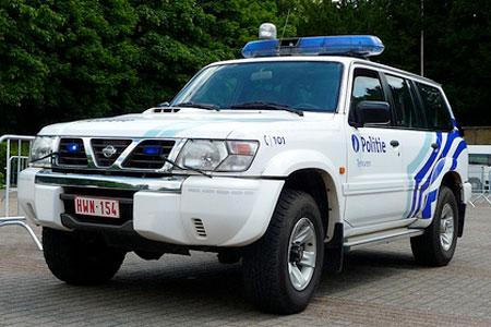 Nissan Patrol Finland