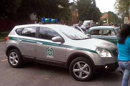 Nissan Qashqai (Polonia)