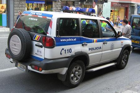 Nissan Terrano (Andorra)