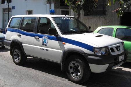 Nissan Terrano (Grecia)