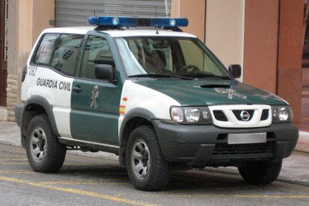 Nissan Terrano (España)