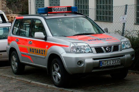 Nissan Patrol (Alemania)