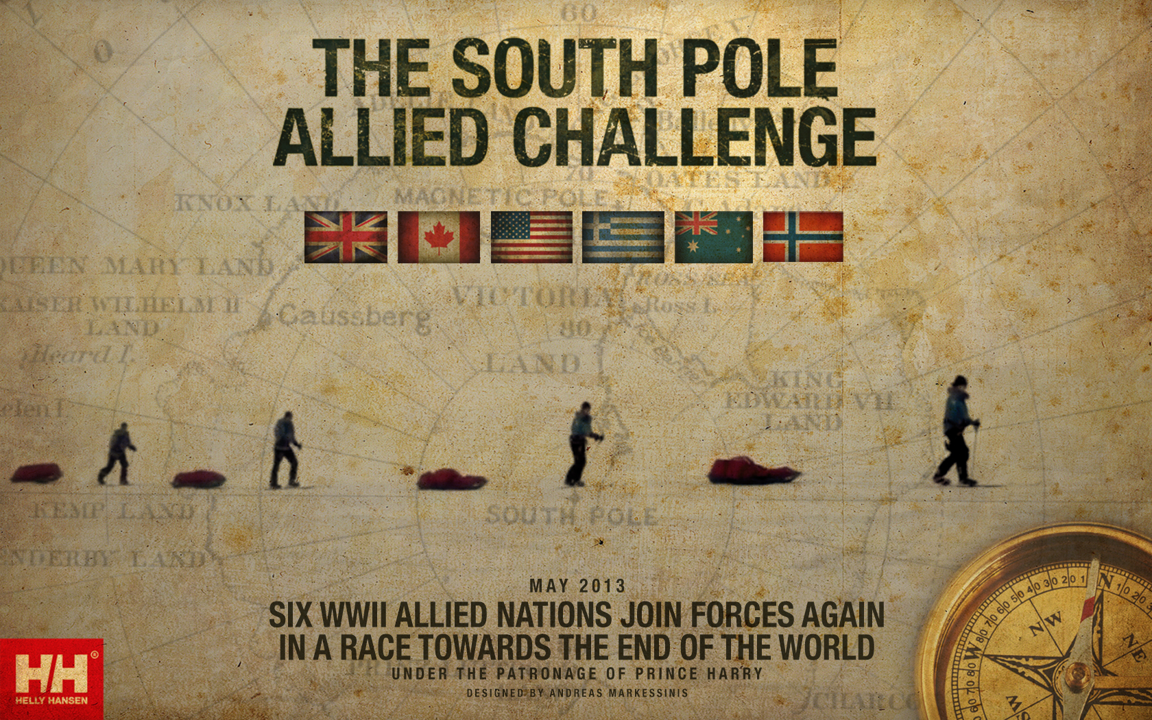 South Pole Allied Challenge